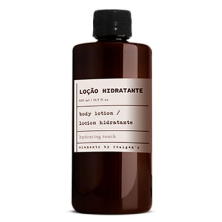 Desodorante Hidratante Corporal Elements 500ml Refil tampa rosca