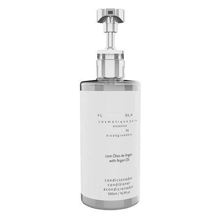 Condicionador Blanc 500ml com óleo de Argan Dispenser com válvula profissional