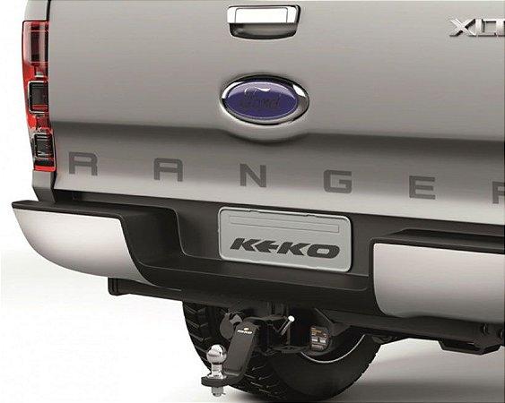 Engate de reboque FORD Ranger 2013 a 2021  - K536PR