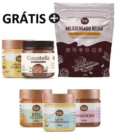 PROMO: Família + Belga GRÁTIS