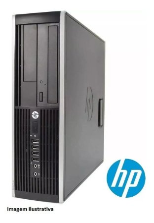 Computador Hp 6305 3.4ghz Quad Core 8gb Ddr3 120gb Ssd