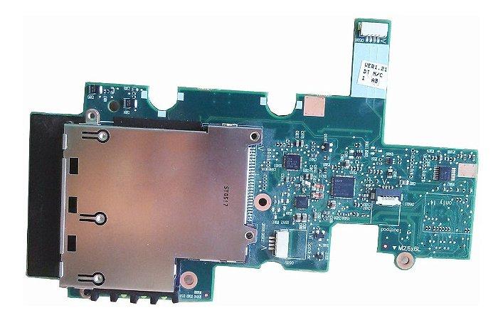 Placa Som Notebook Hp Probook 6450b 6050a2356501-audi0b-a02