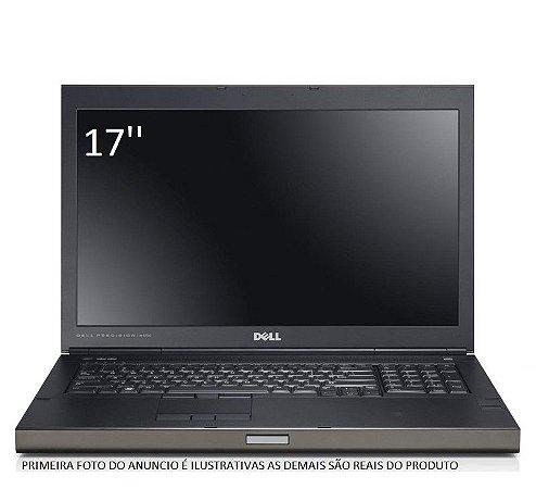 Notebook Dell Precision m6700 i7-3520 500 ssd 32gb