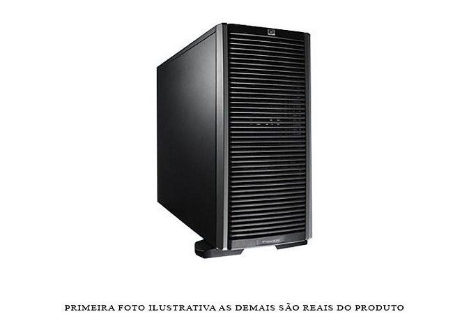 Servidor HP ML350 G5 2 Xeon Quadcore E5310 8Gb 600Gb Sas