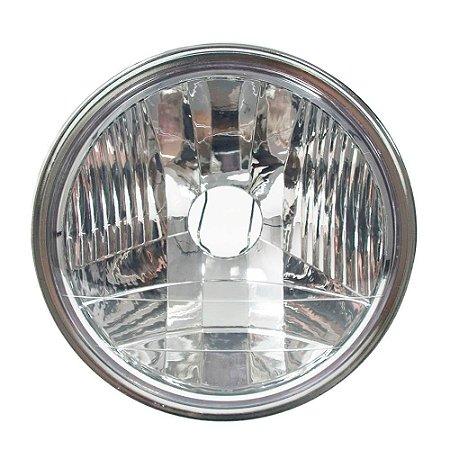 Bloco Otico Ybr125/Fazer250 05/10 Plasmoto