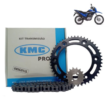 Kit Transmissão Kmc Pro Bros160/Xre190