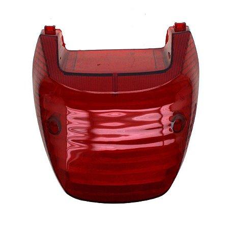 Lente Lanterna Titan2000 Vermelha Melc