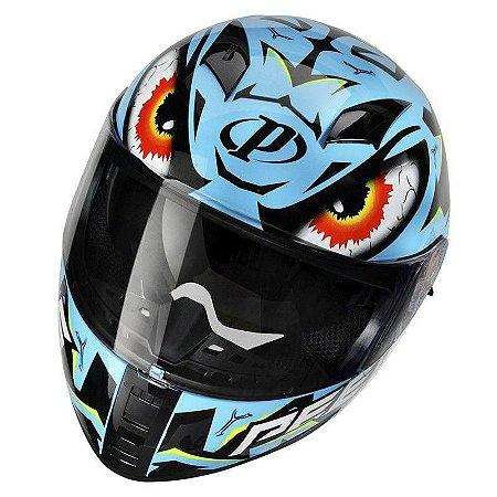 Capacete Peels Icon Maus Azul/Preto