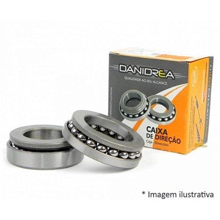 Caixa Direção Titan 99/Cbx200/Xls125 Danidrea