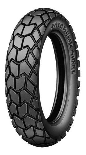 Pneu Michelin 110/90-17 SIRAC TT 60P Traseiro Bros/Crosser