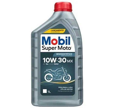 OLEO MOBIL 10W30 MX SJ SEMISSINTETICO