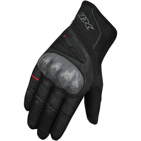 Luva X11 Tatic X com Protetor Preto