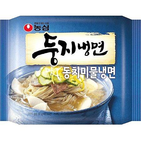 Macarrão Coreano Mul Naengmyeon (Feito de amido de batata doce) - 161g