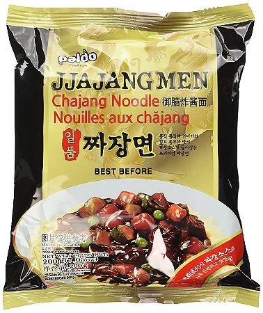 Macarrão Coreano JJAJANGMEN (pasta de soja preta) - 200g