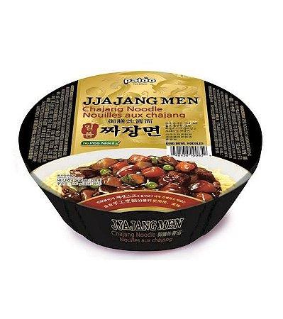 Macarrão Coreano JJAJANGMEN  (pasta de soja preta) - BOWL 190g