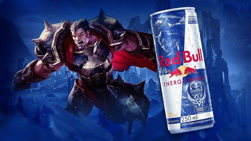 Red Bull SoloQ 2020 - Darius - 250ml