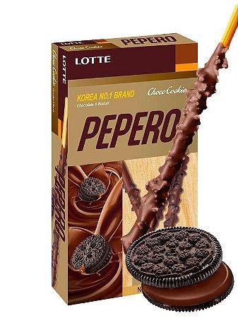 Pepero Sabor Choco Cookie 32g