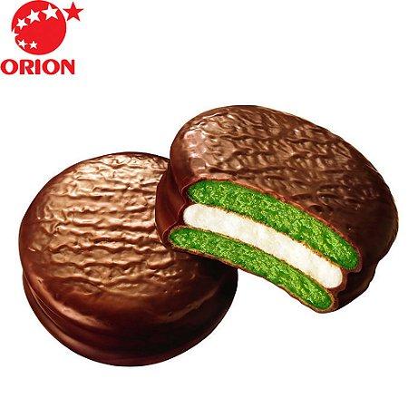 Choco Pie Marshmallow com Chocolate & Green Tea 30g - UNIDADE