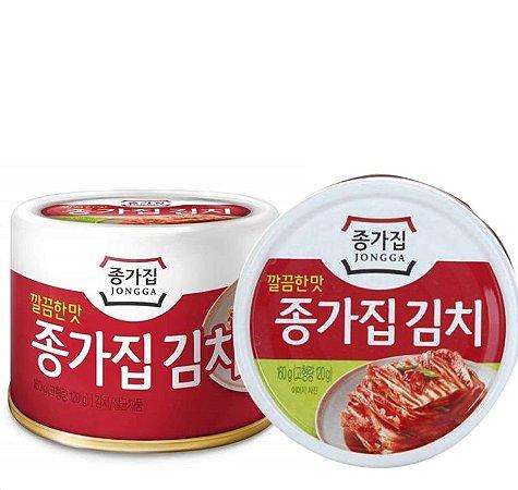 Kimchi Tradicional Conserva Coreana de Acelga C/ Pimenta - 120g