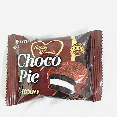 Choco Pie Marshmallow com Chocolate & CACAU 30g - UNIDADE