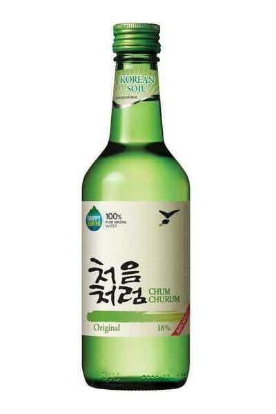 Soju Lotte Chum Churum - (Original) 360ml