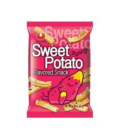 Salgadinho Sweet Potato Snack (Batata Doce) - 55g