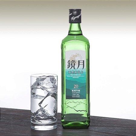 Soju Lotte Kyougetsu  25% - (Mais Forte) 700ml