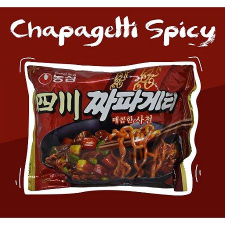 Macarrão Coreano CHAPAGHETTI SPICY (Picância Extrema) - 100g