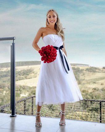 Vestido Bride To Be Saturday