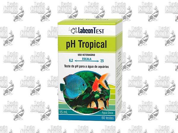 TESTE DE PH - Labcon - Aquários e Lagos Ornamentais