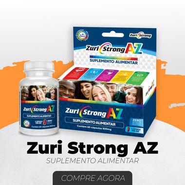 Suplemento Alimentar AZ - Zuri  Strong
