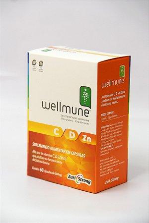 SUPLEMENTO WELLMUNE ZURI STRONG