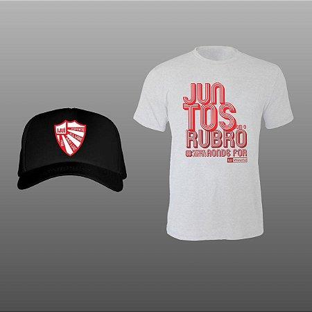 Combo 1 Boné + 1 Camiseta