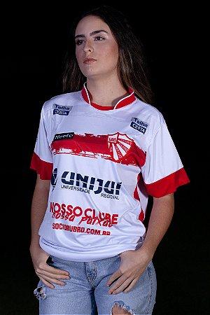 Camiseta São Luiz Branca 2021