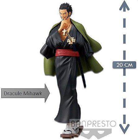 Figure One Piece - Dracule Mihawk - Treasure Cruise
