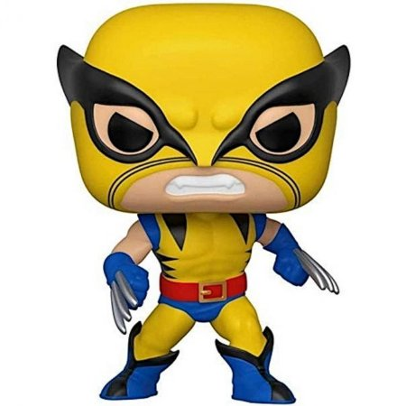 WOLVERINE - FIRST APPEARANCE - MARVEL EDICAO ESPECIAL 80 ANOS - FUNKO POP  #547