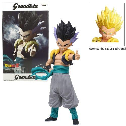 Figure Dragon Ball Z Grandista Resolution of Soldiers Gotenks