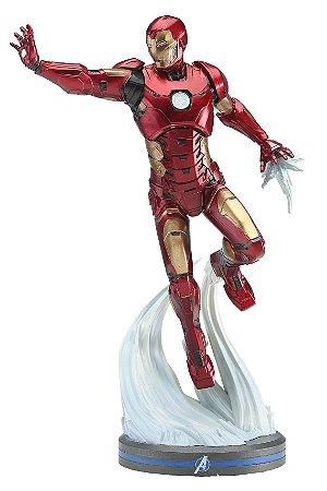 Estátua Iron Man 1/10 - Marvels Avengers Gameverse - Pop Culture Shock