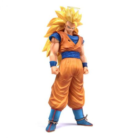 FIGURE DRAGON BALL Z - GOKU SUPER SAYAJIN 3 - GRANDISTA NERO