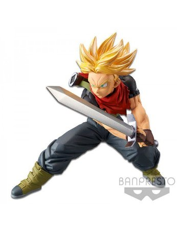 Figure - Super Dragon Ball - Heroes Transcendence Art Vol5 - Super Saiyan - Trunks