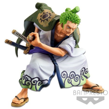 Figure - Roronoa Zoro King of Artist The - País de Wano