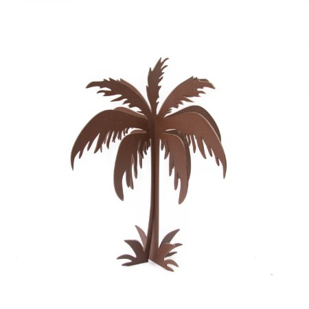Escultura de Mesa Palmeira