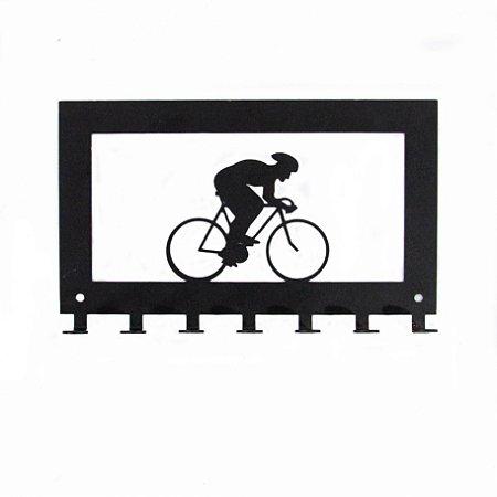 Porta Chave Ciclismo Masculino