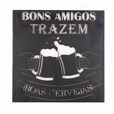 Quadro Bar Cerveja