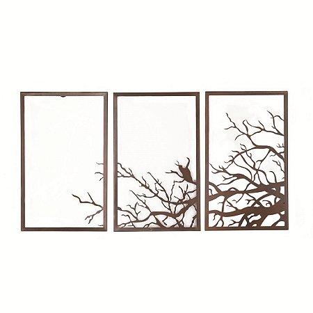 Quadro Trio Galhos