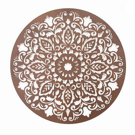 Mandala Flor Arabesco