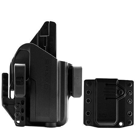 KIT COLDRE KYDEX BRAVO – IWB TORSION 3.0 – SIG SAUER P320 COMPACT CARRY / M18