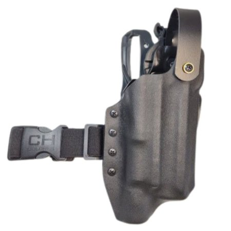 COLDRE KYDEX OWB 2R - INTERNO – SIG SAUER – P320 (FULL M17) (COMPACT CARRY M18)+ LANTERNA (OLIGHT/SUREFIRE)