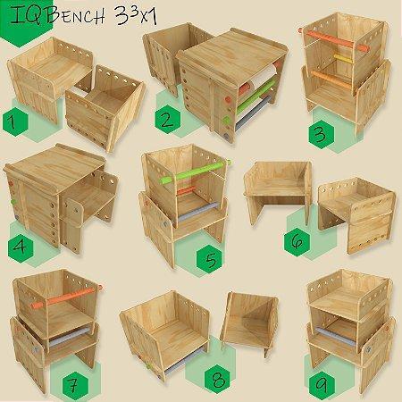 IQBench - 3³x1 ✨17%Off ✨