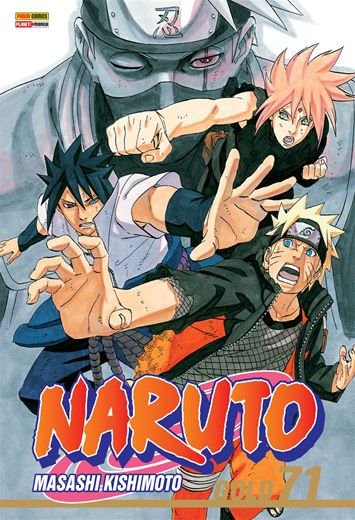 Naruto Gold - 71